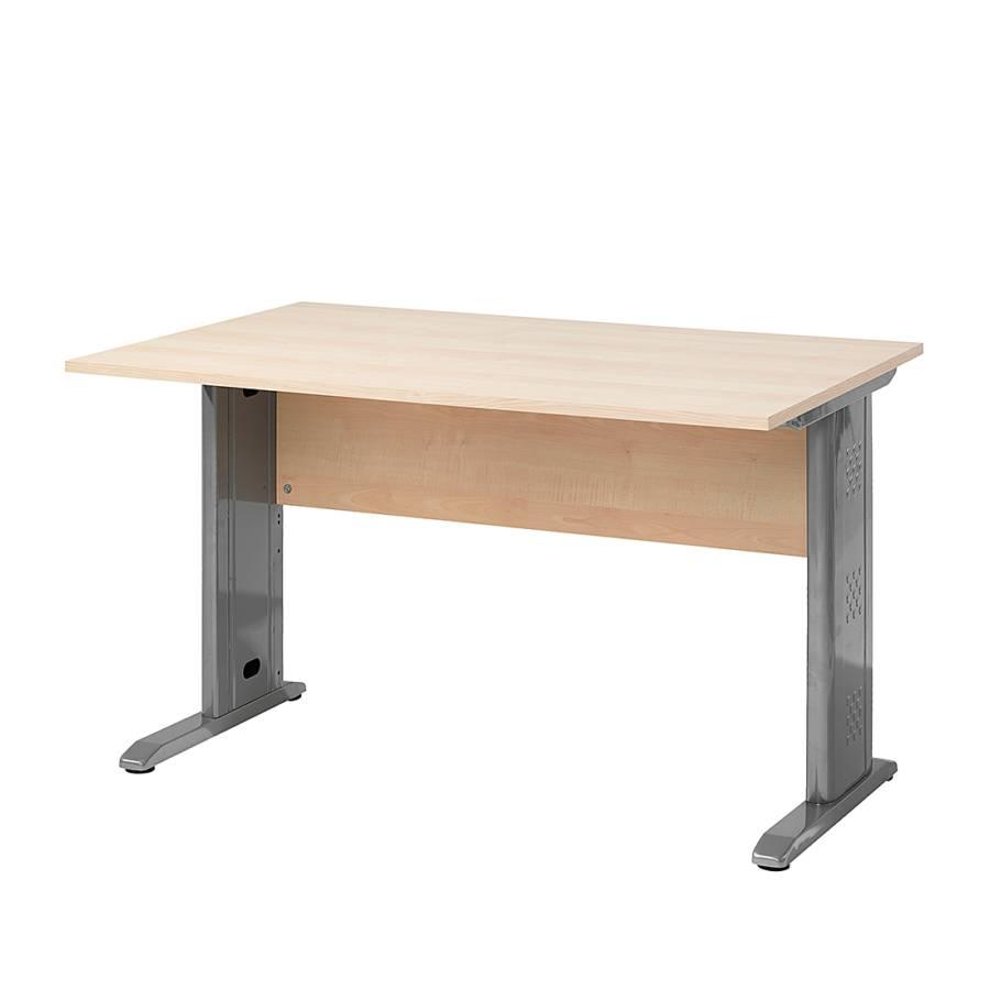 Wellem bel schreibtisch f r ein modernes zuhause home24 for Schreibtisch aus ahorn