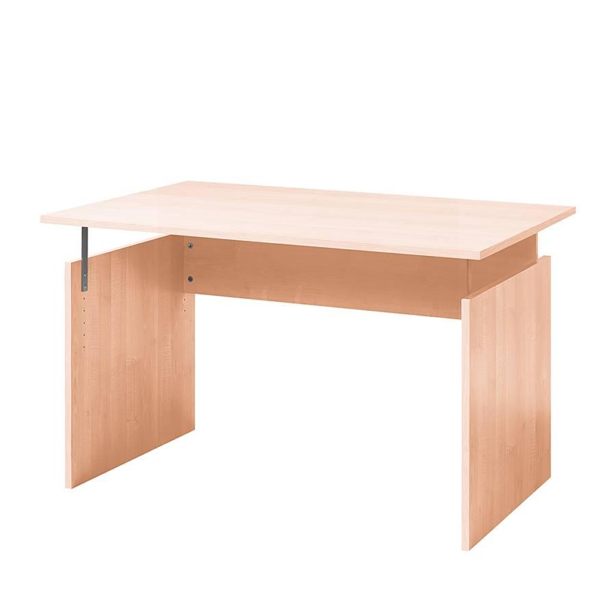Wellem bel schreibtisch f r ein modernes zuhause home24 for Schreibtisch buche 120 x 60
