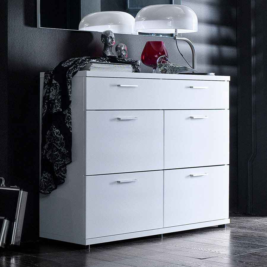 jetzt bei home24 schuhkommode von loftscape home24. Black Bedroom Furniture Sets. Home Design Ideas