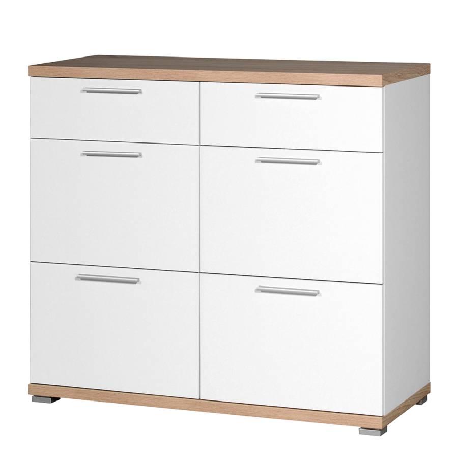 top square schuhschrank f r ein modernes heim home24. Black Bedroom Furniture Sets. Home Design Ideas