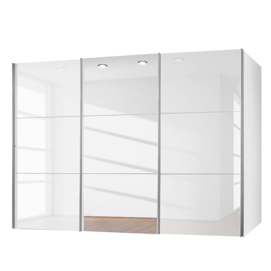schwebet renschrank bianca wei home24. Black Bedroom Furniture Sets. Home Design Ideas