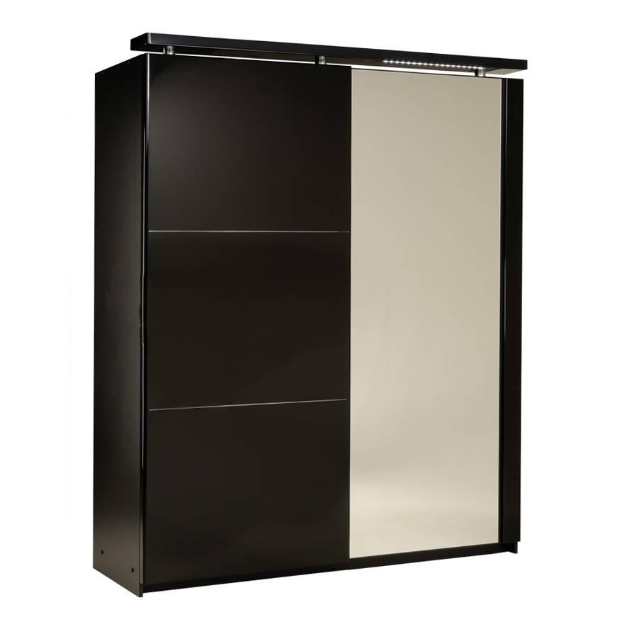 schwebet renschrank fascination schwarz home24. Black Bedroom Furniture Sets. Home Design Ideas