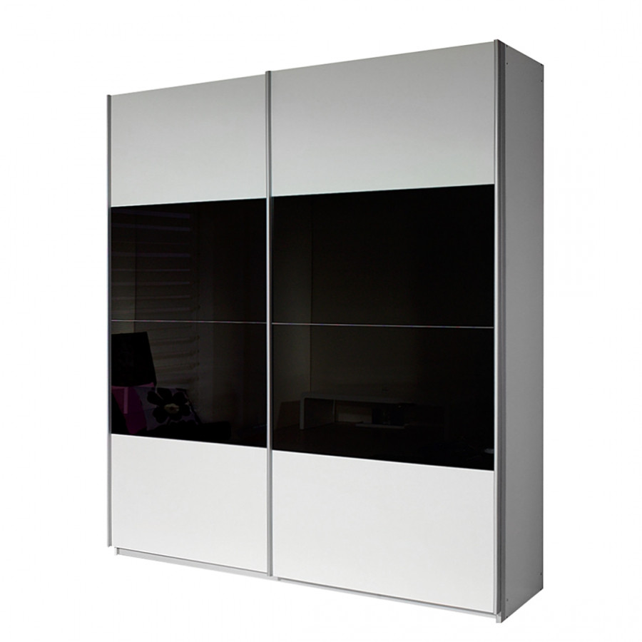 gro schwarzer kleiderschrank fotos die besten wohnideen. Black Bedroom Furniture Sets. Home Design Ideas