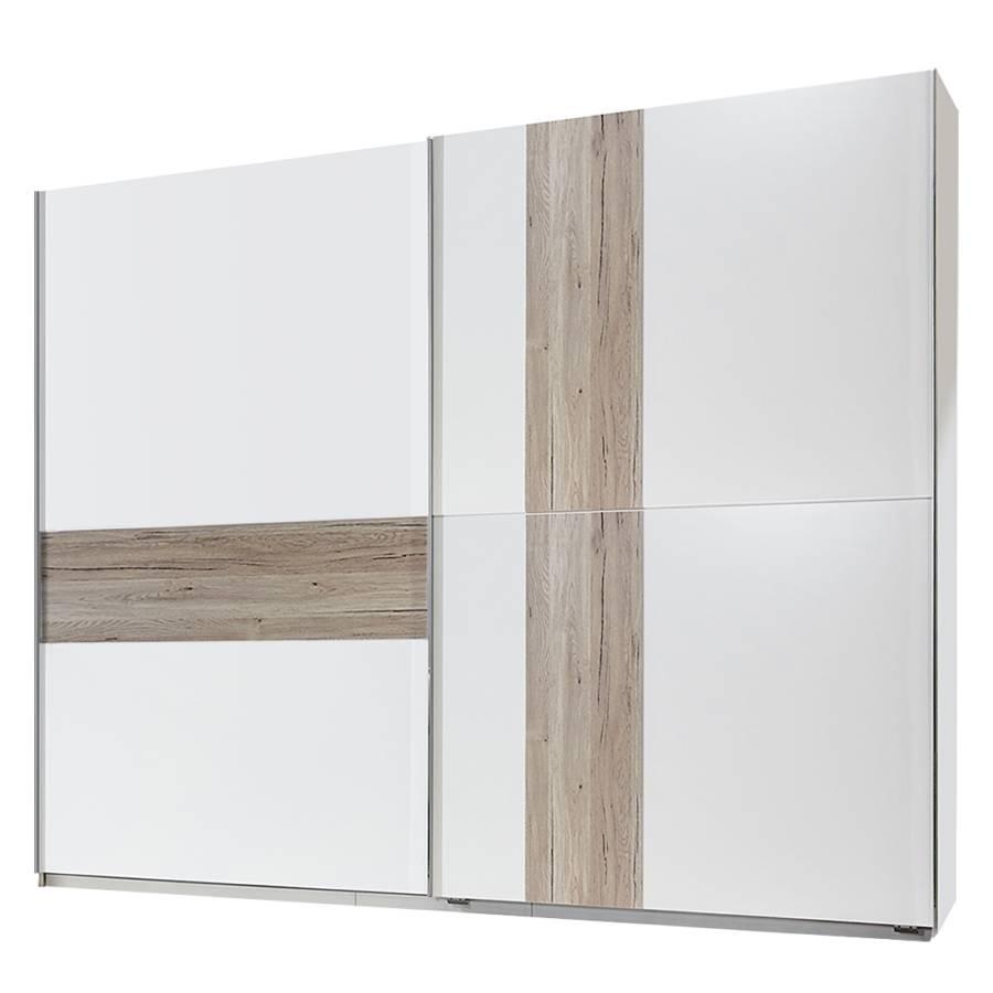armoire portes coulissantes viva blanc alpin. Black Bedroom Furniture Sets. Home Design Ideas