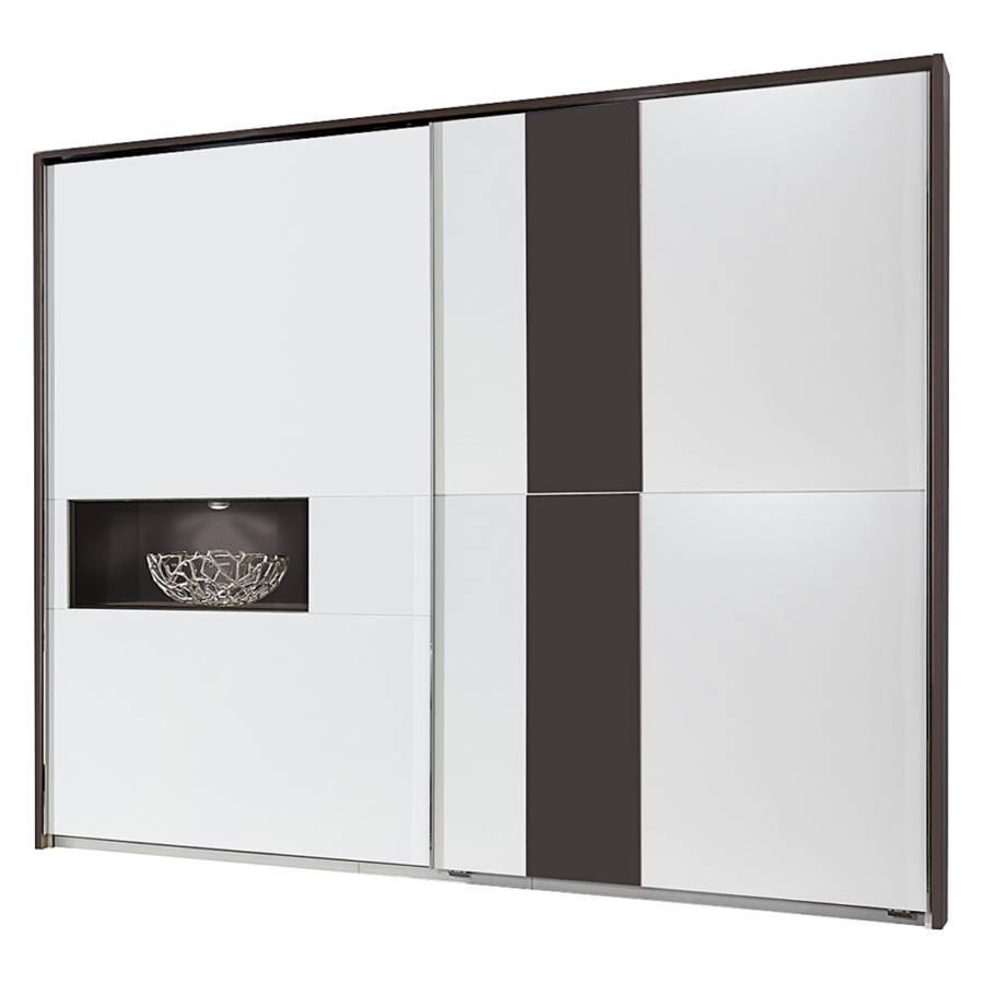 Armoire portes coulissantes viva for Armoire 100 cm porte coulissante