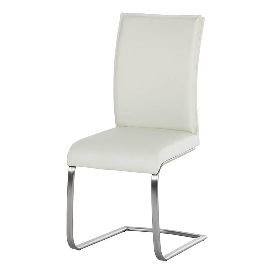 schwingstuhl pola 2er set edelstahl kunstleder home24. Black Bedroom Furniture Sets. Home Design Ideas