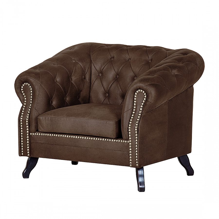 Jetzt bei home24 chesterfield sessel von maison belfort for Home 24 sessel