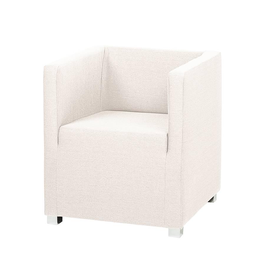 sessel carmen webstoff beige. Black Bedroom Furniture Sets. Home Design Ideas