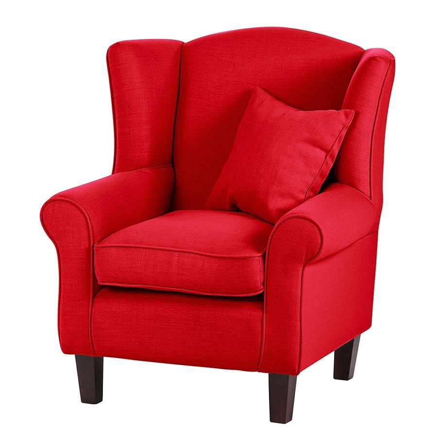 fauteuil oreilles colmar tissu. Black Bedroom Furniture Sets. Home Design Ideas