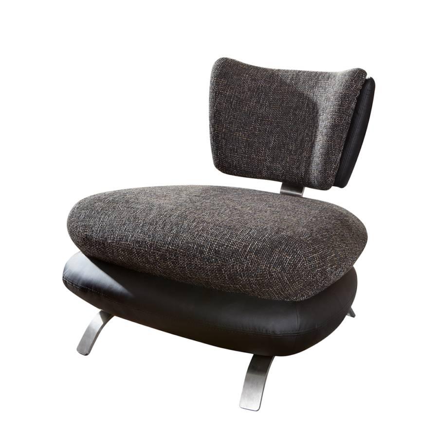 Modoform einzelsessel f r ein modernes heim home24 for Sessel braun stoff