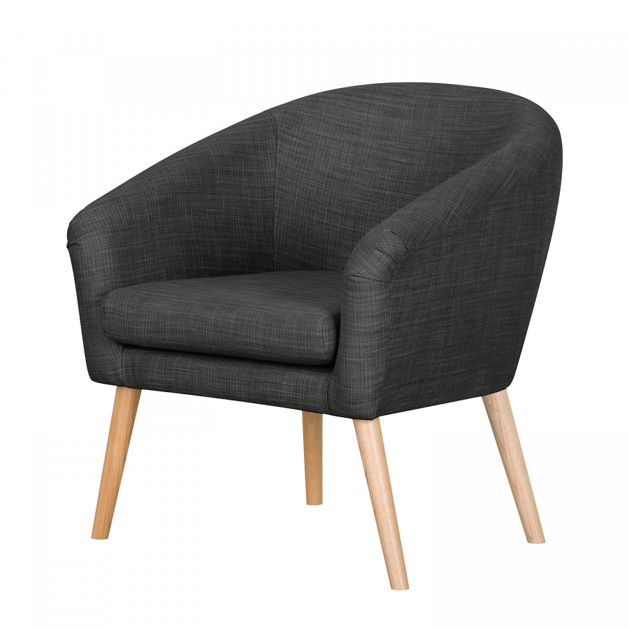 Sessel ida i webstoff for Home 24 sessel