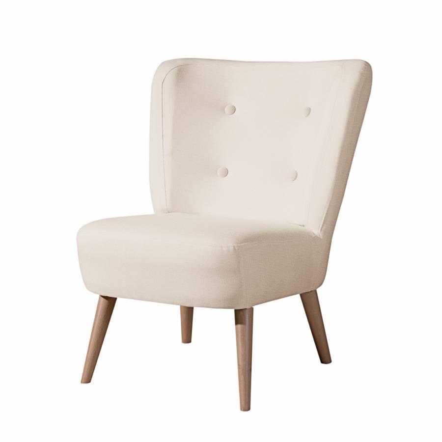 M rteens einzelsessel f r ein modernes heim home24 for Sessel beige stoff