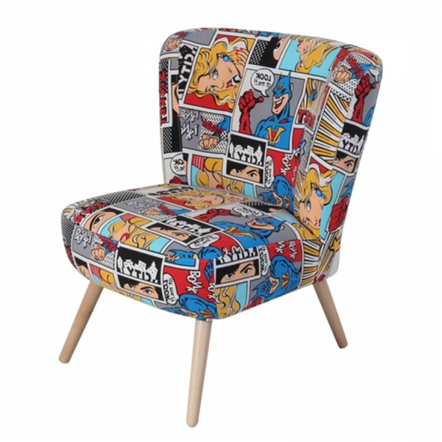 sessel comic. Black Bedroom Furniture Sets. Home Design Ideas