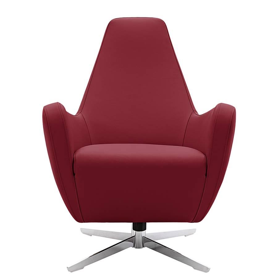 Jetzt bei home24 sessel von machalke polsterwerkst tten for Sessel dunkelrot