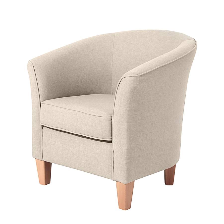 Max winzer sessel f r ein klassisch l ndliches zuhause for Sessel beige stoff