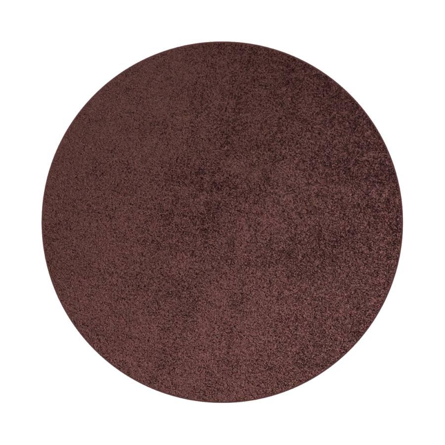 shaggy teppich eco rund home24. Black Bedroom Furniture Sets. Home Design Ideas