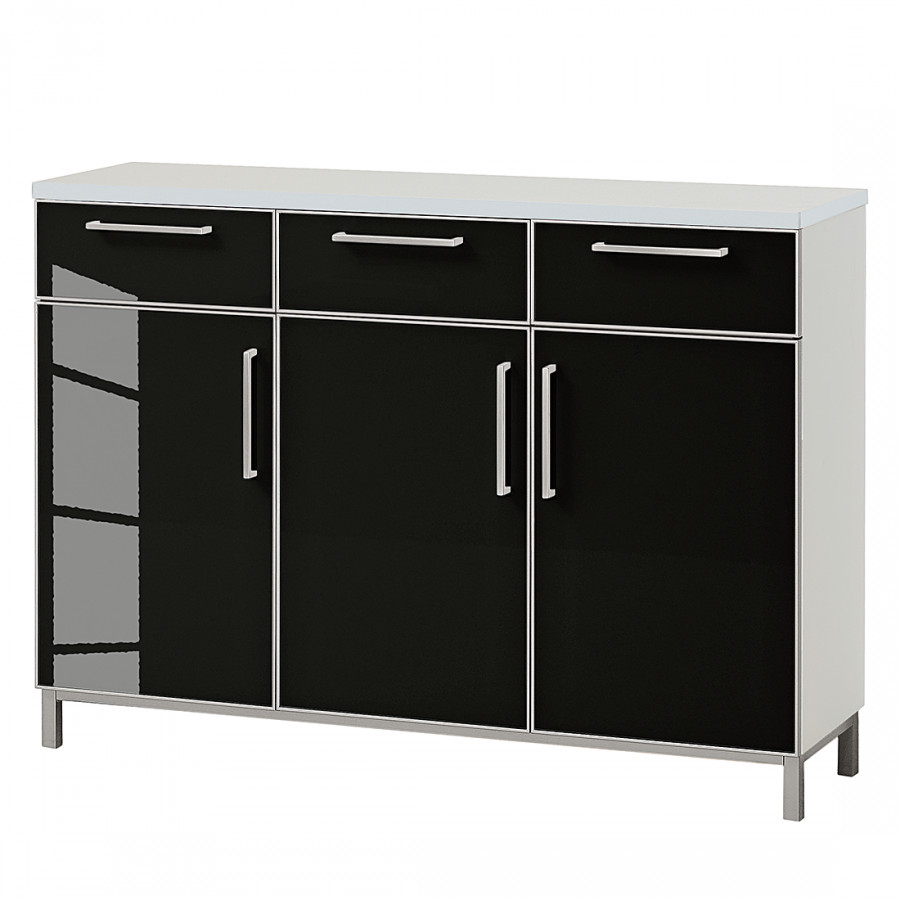 voss sideboard f r ein modernes zuhause home24. Black Bedroom Furniture Sets. Home Design Ideas