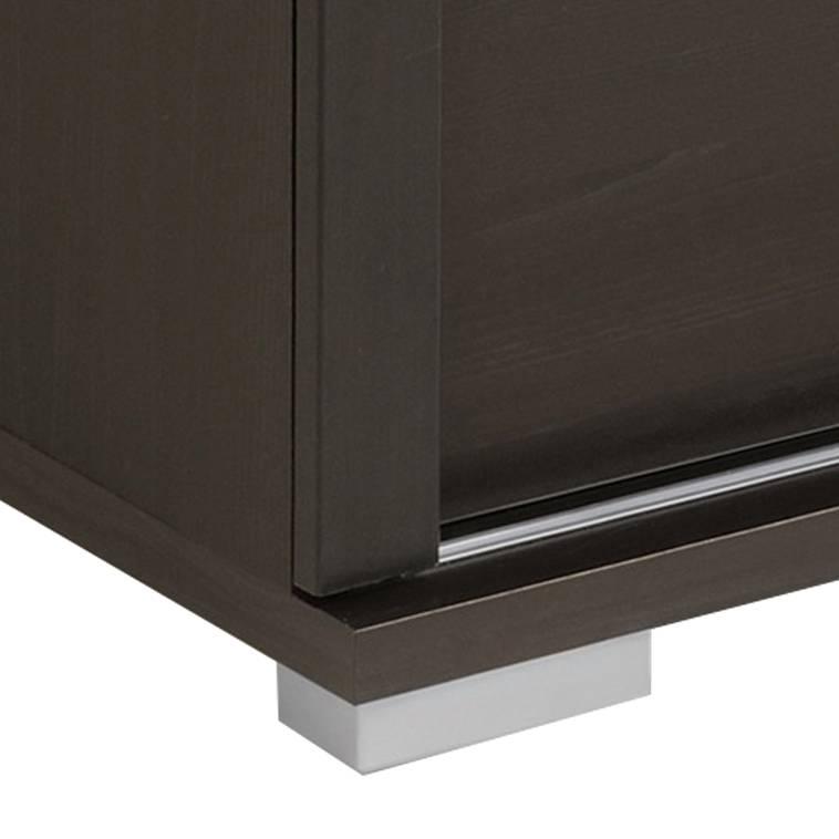 sideboard anesta wenge dekor home24. Black Bedroom Furniture Sets. Home Design Ideas