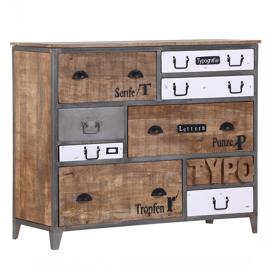furnlab sideboard f r ein modernes heim home24. Black Bedroom Furniture Sets. Home Design Ideas