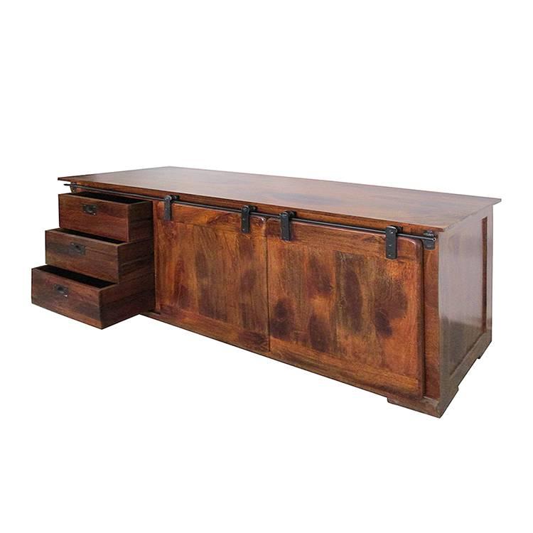 buffet clarksdale manguier massif. Black Bedroom Furniture Sets. Home Design Ideas