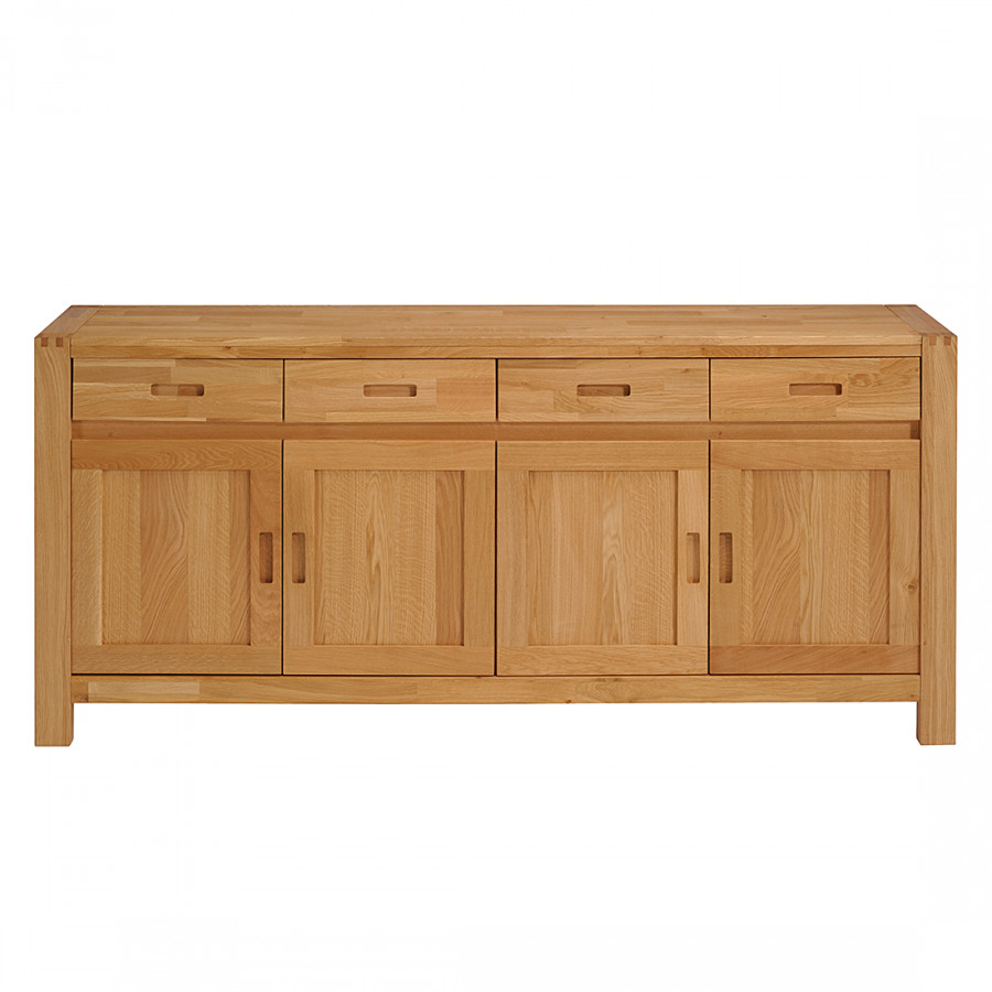 Parisot meubles sideboard f r ein modern l ndliches for Sideboard natur