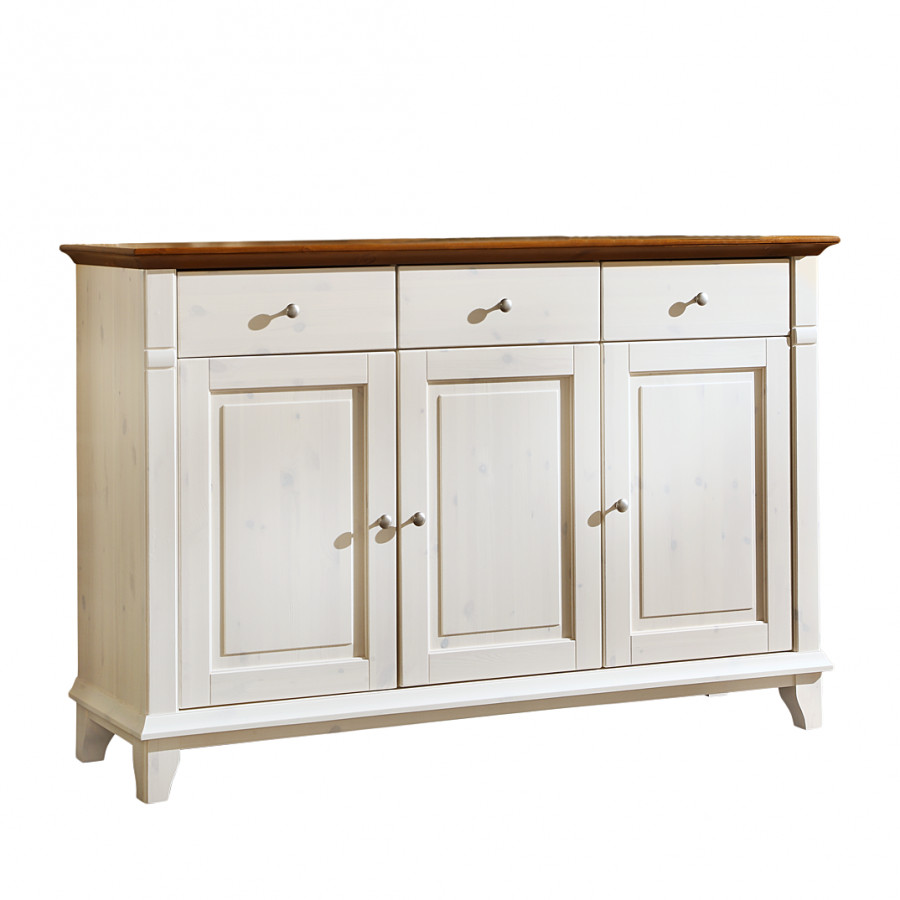 4home sideboard f r ein l ndliches heim home24. Black Bedroom Furniture Sets. Home Design Ideas