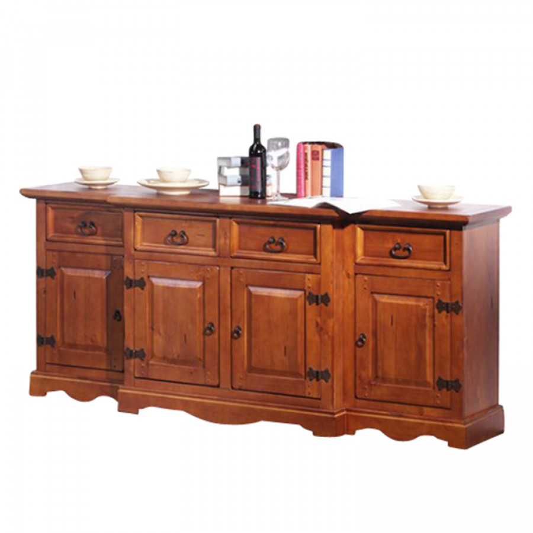 landhaus classic sideboard f r ein l ndliches zuhause home24. Black Bedroom Furniture Sets. Home Design Ideas