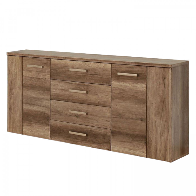 sideboard ophir eiche antik dekor home24. Black Bedroom Furniture Sets. Home Design Ideas