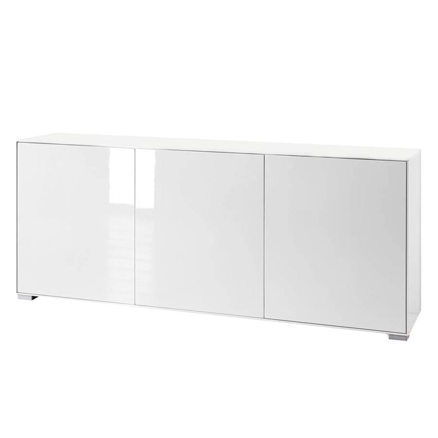 Dressoir selma i hoogglans wit for Sideboard lindholm