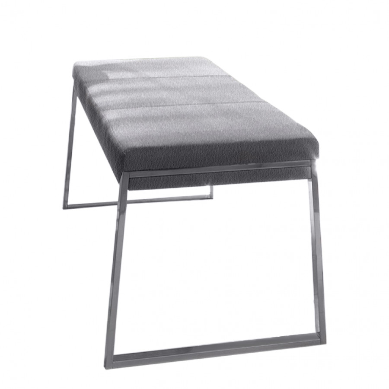 sitzbank toronto stoff metall home24. Black Bedroom Furniture Sets. Home Design Ideas