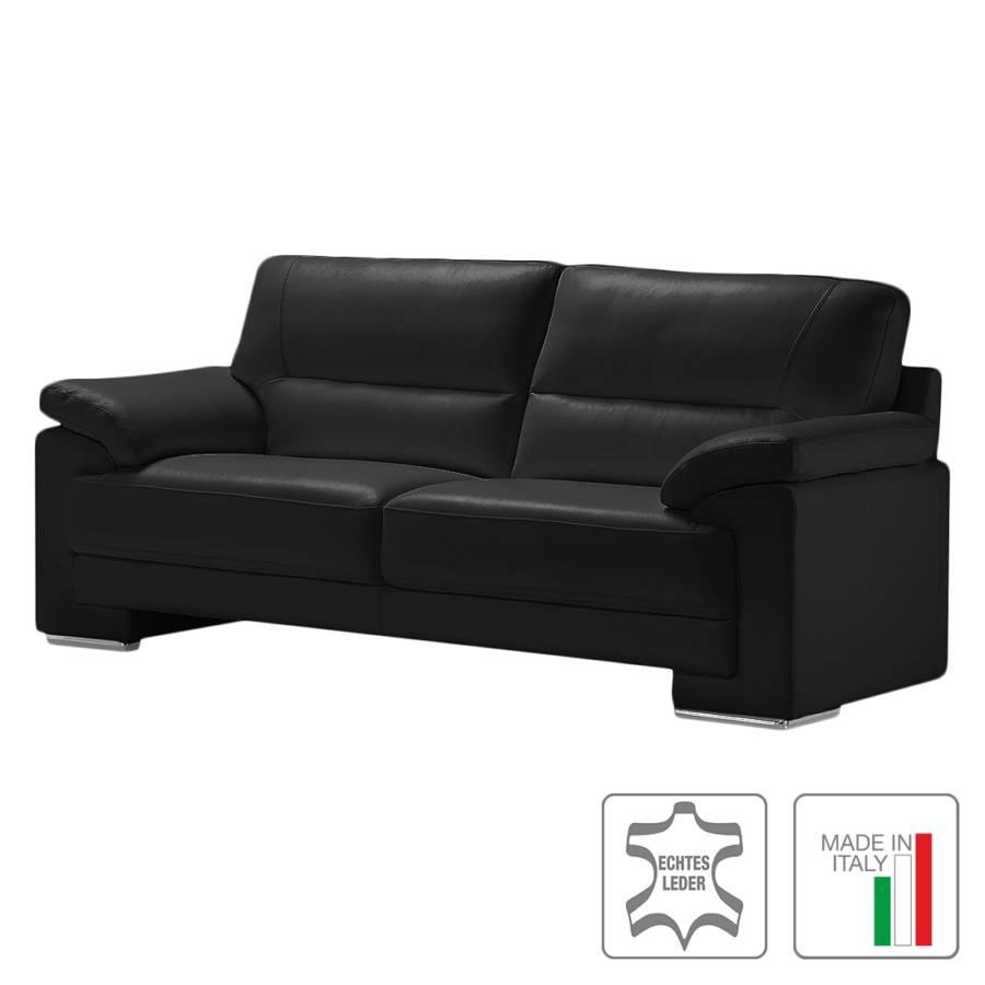 sofa alba 2 5 sitzer echtleder home24. Black Bedroom Furniture Sets. Home Design Ideas
