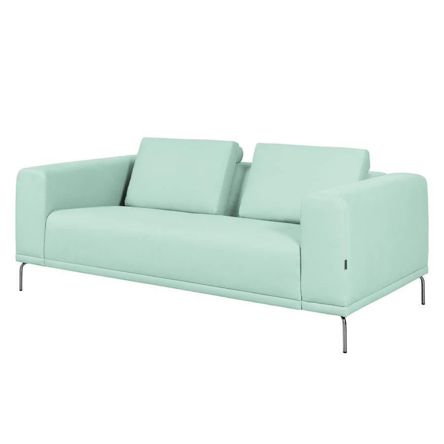 2 5 sitzer sofa banfora in mint jetzt f r deine sitzecke kaufen home24. Black Bedroom Furniture Sets. Home Design Ideas
