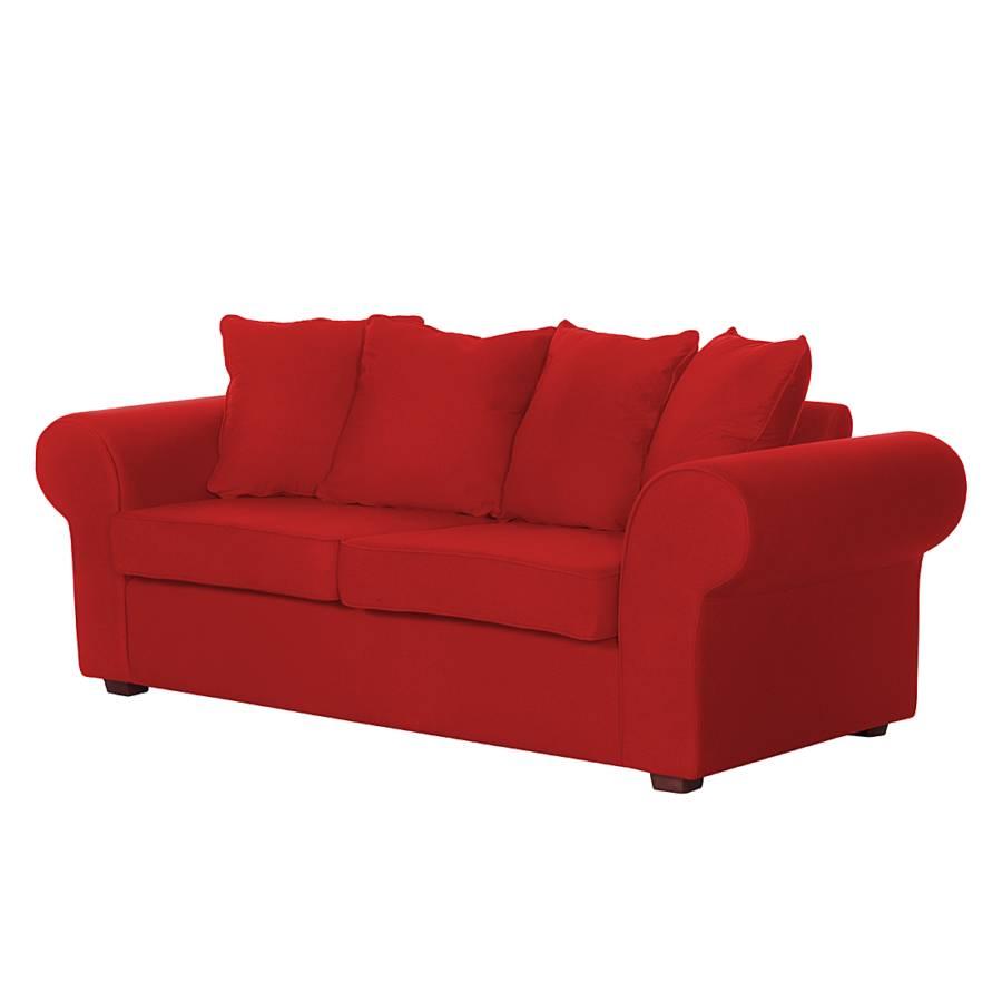 canap simple 3 places jack alice pour un foyer. Black Bedroom Furniture Sets. Home Design Ideas