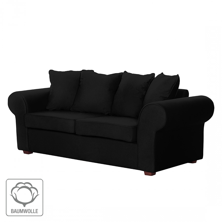 jack alice 3 sitzer einzelsofa f r ein l ndliches heim home24. Black Bedroom Furniture Sets. Home Design Ideas