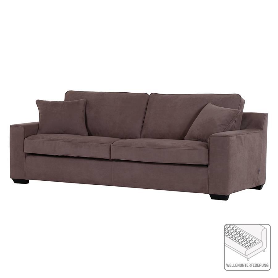 Jetzt bei home24 2 sitzer einzelsofa von roomscape home24 for Sofa microfaser
