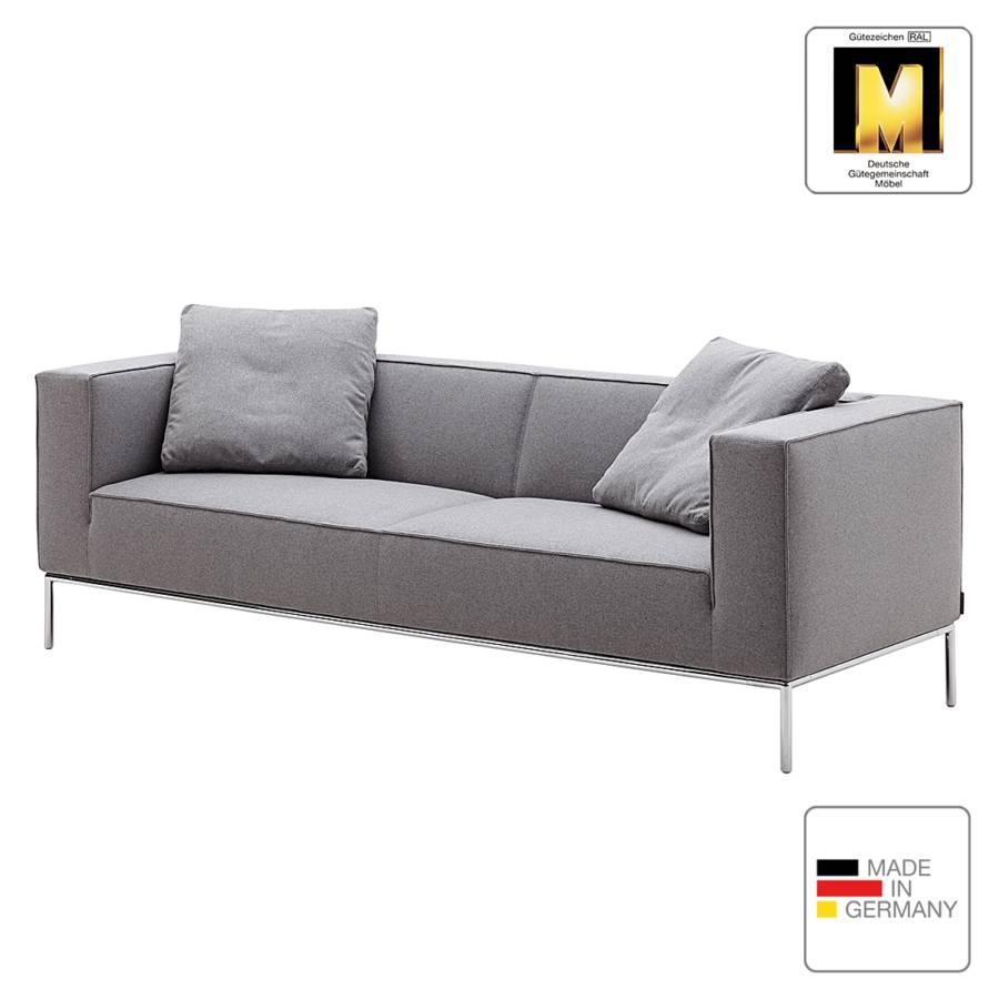 3 sitzer einzelsofa von machalke polsterwerkst tten bei for Sofa ohne kissen