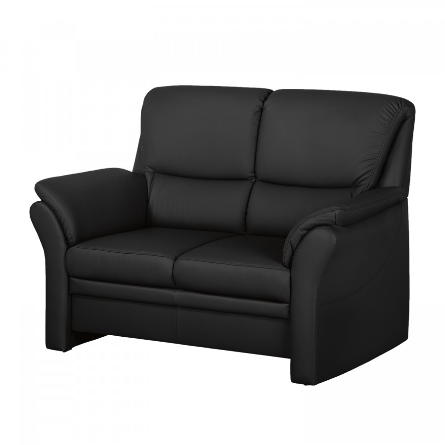 sofa mansa 2 sitzer echtleder kunstleder home24. Black Bedroom Furniture Sets. Home Design Ideas