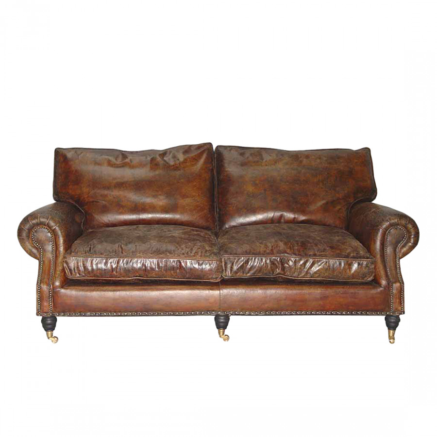 havanna 3 sitzer einzelsofa f r ein klassisches zuhause home24. Black Bedroom Furniture Sets. Home Design Ideas