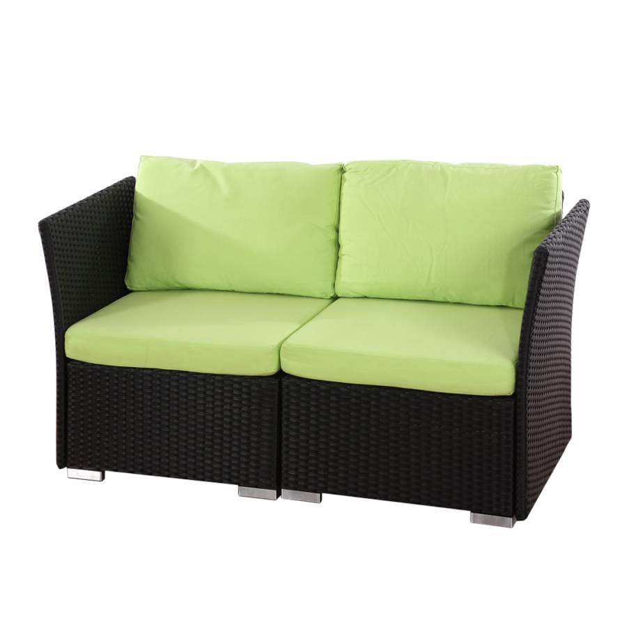 sofa sevilla 2 sitzer polyrattan home24. Black Bedroom Furniture Sets. Home Design Ideas
