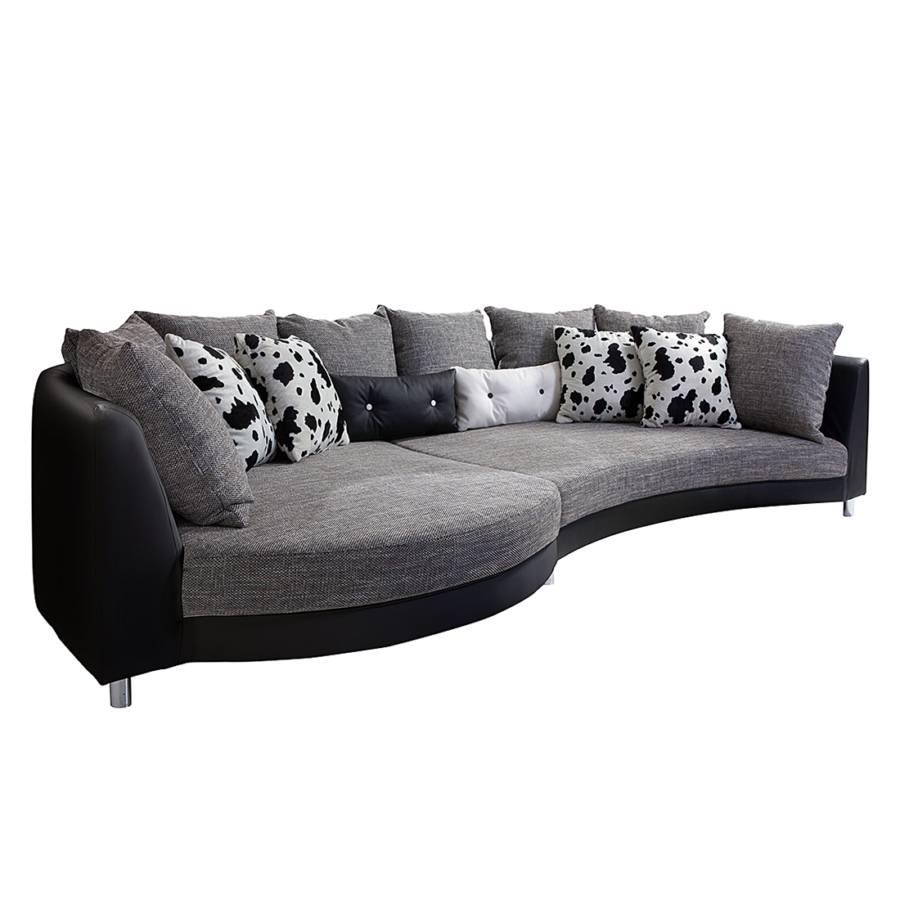 ecksofa mit longchair von monaco bei home24 kaufen home24. Black Bedroom Furniture Sets. Home Design Ideas