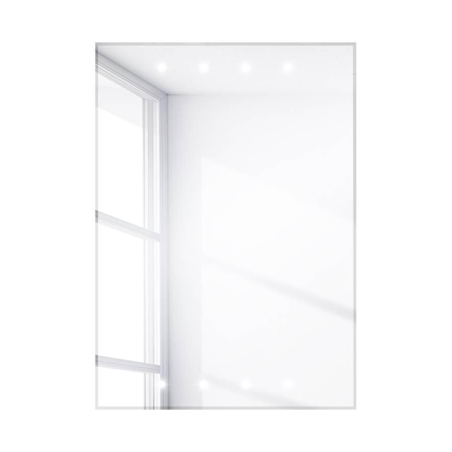 Spiegel madia sandgestrahlten lichtausschnitten home24 - Home24 spiegel ...