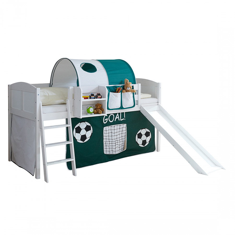 Spielbett Ekki - Kiefer massiv  Home24
