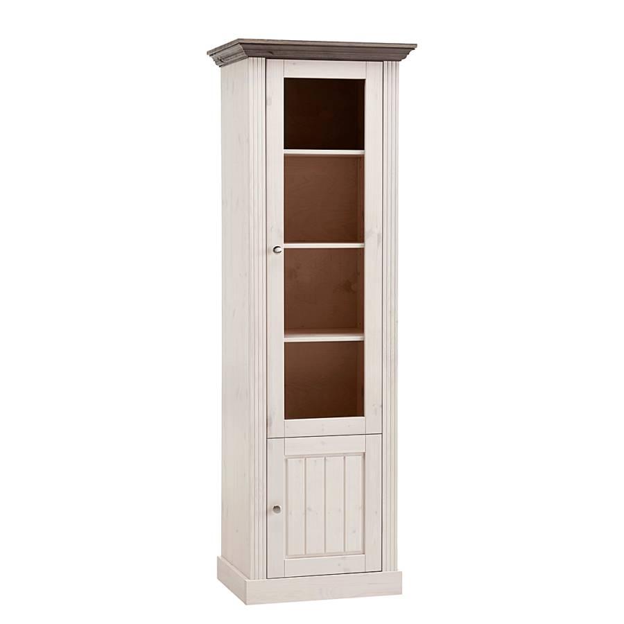 vitrine lyngby pin massif. Black Bedroom Furniture Sets. Home Design Ideas