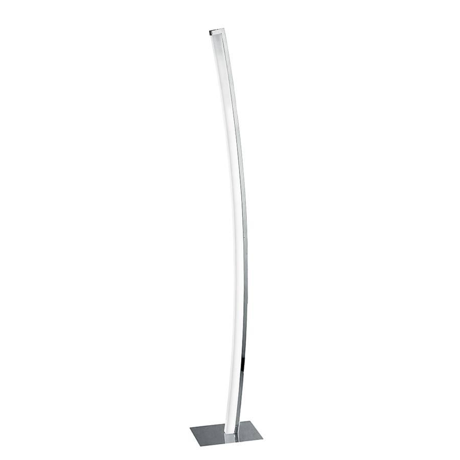 lampadaire colmar m tal mat riau synth tique 1 ampoule. Black Bedroom Furniture Sets. Home Design Ideas