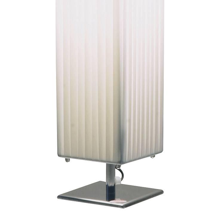 Staande lamp facile wit roestvrij staal - Dressoir roestvrij tailor ...