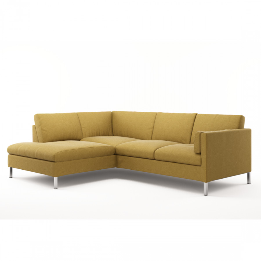 sofa jacobsen 2 5 sitzer mit recami re home24. Black Bedroom Furniture Sets. Home Design Ideas