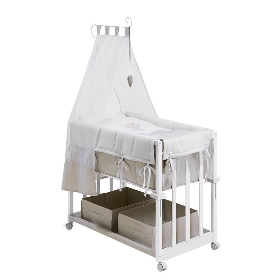 roba babybett f r ein sch nes kinderzimmer home24. Black Bedroom Furniture Sets. Home Design Ideas