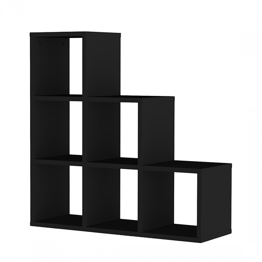 etag re en escalier tripptrapp box noir. Black Bedroom Furniture Sets. Home Design Ideas
