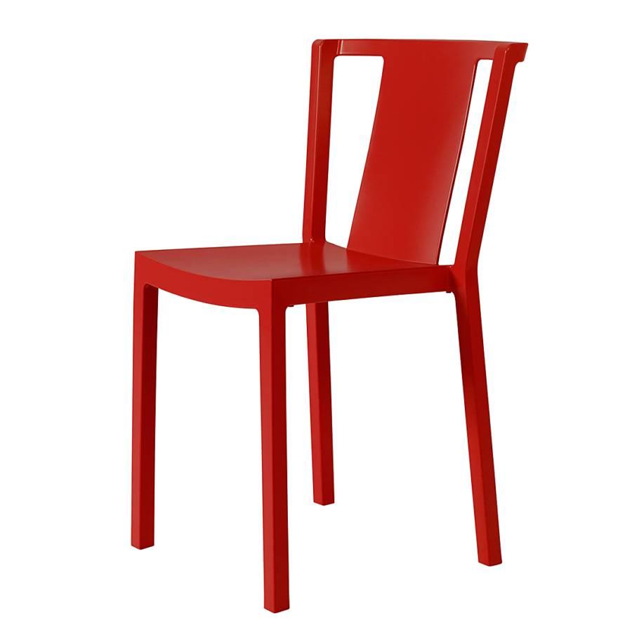 Stapelstuhl von blanke design bei home24 kaufen home24 for Stuhl design rot