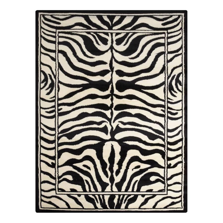 teppich zebra home24. Black Bedroom Furniture Sets. Home Design Ideas